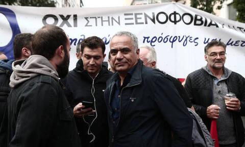 Σκουρλέτης: Όχι σε εσωκομματικό δημοψήφισμα για το όνομα του ΣΥΡΙΖΑ