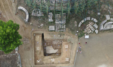Σπουδαία αρχαιολογική ανακάλυψη στο Ασκληπιείο Επιδαύρου