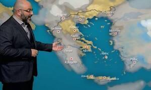 Καιρός: Τελείωσε ο χειμώνας; Ο Σάκης Αρναούτογλου δίνει την απάντηση για την εξέλιξη του καιρού...