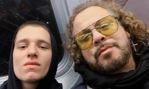 Χρήστος Δάντης- Χριστόφορος Βλαχάκης: Μπαμπάς και γιος ποζάρουν μαζί και ρίχνουν το Instagram (pics)