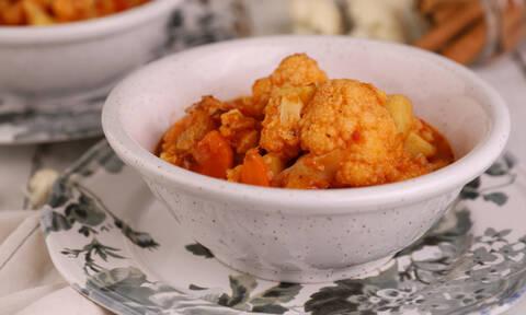 Η συνταγή της ημέρας: Κουνουπίδι γιαχνί