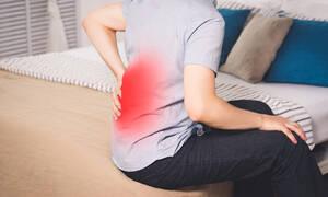 Ισχιαλγία: 7 ασκήσεις για να ανακουφιστείτε από τον πόνο (βίντεο)
