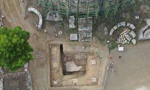 Открытие нового объекта в археологической зоне Эпидавра прольет свет на историю святилища