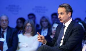 Mitsotakis at Politique International: Europe needs to react accordingly to Erdogan's provocations
