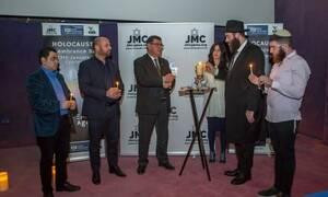На Кипре прошли мероприятия по случаю 75-й годовщины Холокоста