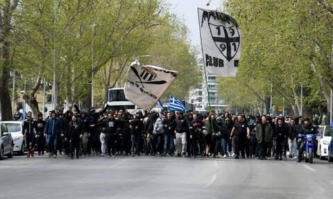 Στα... κάγκελα ομάδα και κόσμος στον ΠΑΟΚ - Την Πέμπτη το συλλαλητήριο στη Θεσσαλονίκη!