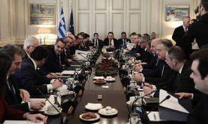 Συνεδρίαση του υπουργικού συμβουλίου το πρωί της Πέμπτης