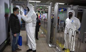 Κοροναϊός: Επελαύνει στην Ευρώπη – Σχεδόν έτοιμο το πρώτο νοσοκομείο για ασθενείς του φονικού ιού