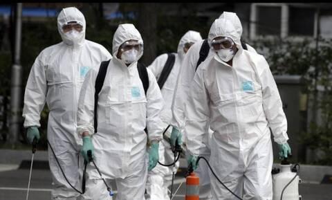 Κοροναϊός: Απελπισία - Δείτε τι κάνουν για να προφυλαχθούν από τον ιό