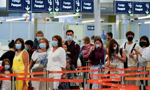 В эпицентре заражения коронавирусом находятся граждане Греции