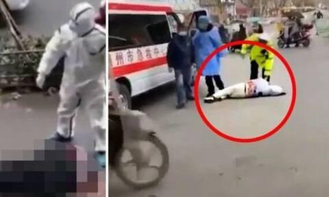 Κίνα: Σοκάρουν οι εικόνες από την πόλη που ερήμωσε η επιδημία