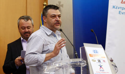 Υπέβαλε την παραίτησή του ο Βαγγέλης Μπραουδάκης από το Γραφείο Τύπου του Αυγενάκη
