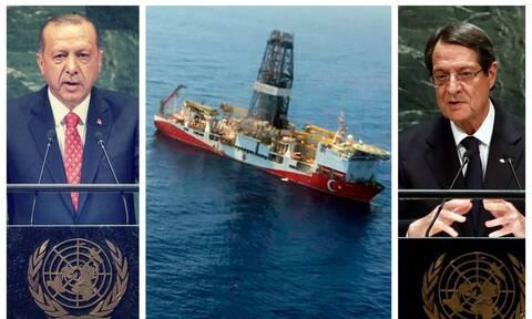 Τουρκία: Να «παγώσουν» όλες οι γεωτρήσεις έως ότου λυθεί το Κυπριακό