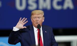Κοροναϊός: Η επιδημία «βρίσκεται υπό έλεγχο» δηλώνει ο Τραμπ