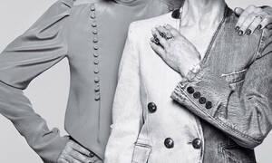 ΣΟΚ: Ποιους διάσημους stars χρησιμοποίησε ο οίκος Givenchy στην νέα του καμπάνια