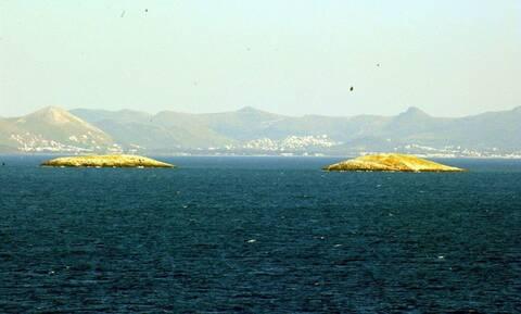 Μπορεί ένας απλός Έλληνας πολίτης να ανέβει σήμερα στα Ίμια;
