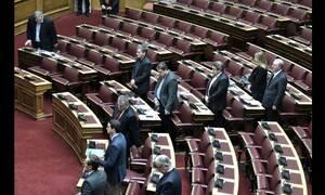 Ίμια: Ενός λεπτού σιγή στη Βουλή για τη «μαύρη» επέτειο