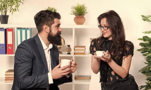 Καταλαβαίνεις πολλά για τον χαρακτήρα του από το πώς πίνει τον καφέ του