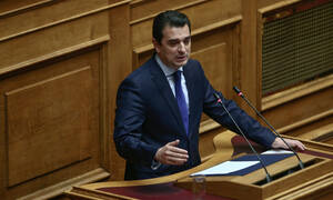 Skrekas: Ten billion euros of investments needed to rebuild infrastructure in Greece