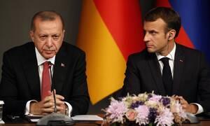Η Γαλλία αυξάνει τις επιθέσεις της κατά της Τουρκίας για Λιβύη και Μεσόγειο