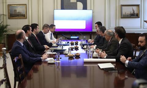 Συνάντηση Μητσοτάκη - Κικίλια: Θετική η αξιολόγηση του υπουργείου Υγείας