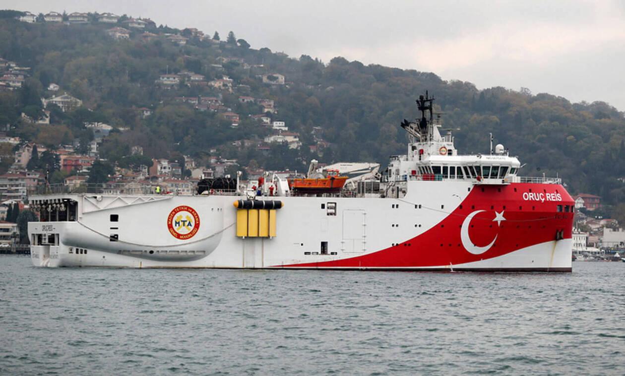 «Oruc Reis»: Η προειδοποίηση της ελληνικής φρεγάτας και η απάντηση του Τούρκου κυβερνήτη