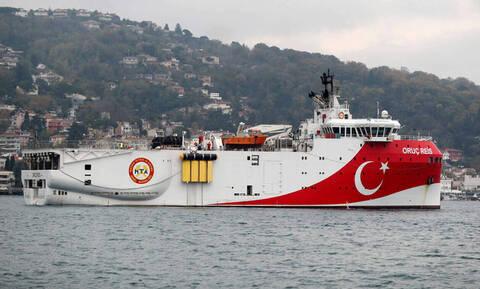 Τι συνέβη με το Οruc Reis:Πώς και γιατί το τουρκικό ερευνητικό έμεινε 10 ώρες στην υφαλοκρηπίδα μας