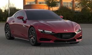 Ο σύγχρονος διάδοχος του θρυλικού Mazda RX-7 θα μπορούσε να είναι κάπως έτσι (pics)