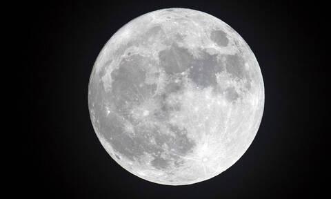 Σου αρέσει να κοιτάζεις το φεγγάρι; Πρέπει να μάθεις κάτι