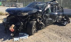 «Νόμιζα ότι θα πεθάνω»: Συγκλονίζει η σύζυγος του Mr. Zagori - Πώς περιγράφει το τρομακτικό τροχαίο