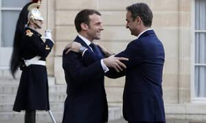 Γαλλική «ασπίδα» στην ανατολική Μεσόγειο - Αεροπλανοφόρο και φρεγάτες απέναντι στον Ερντογάν