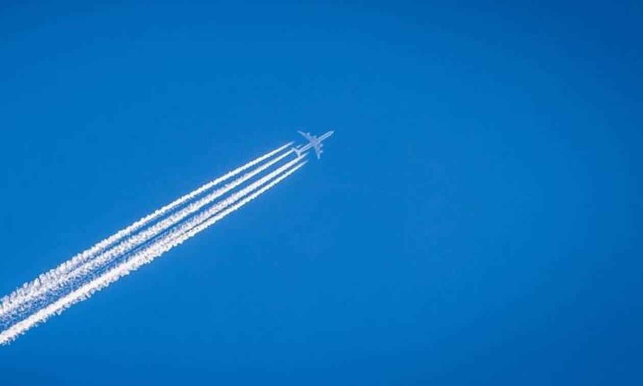 Χαμός σε πτήση: «Πάγωσαν» ΟΛΟΙ με αυτό που φορούσε επιβάτης (pics)