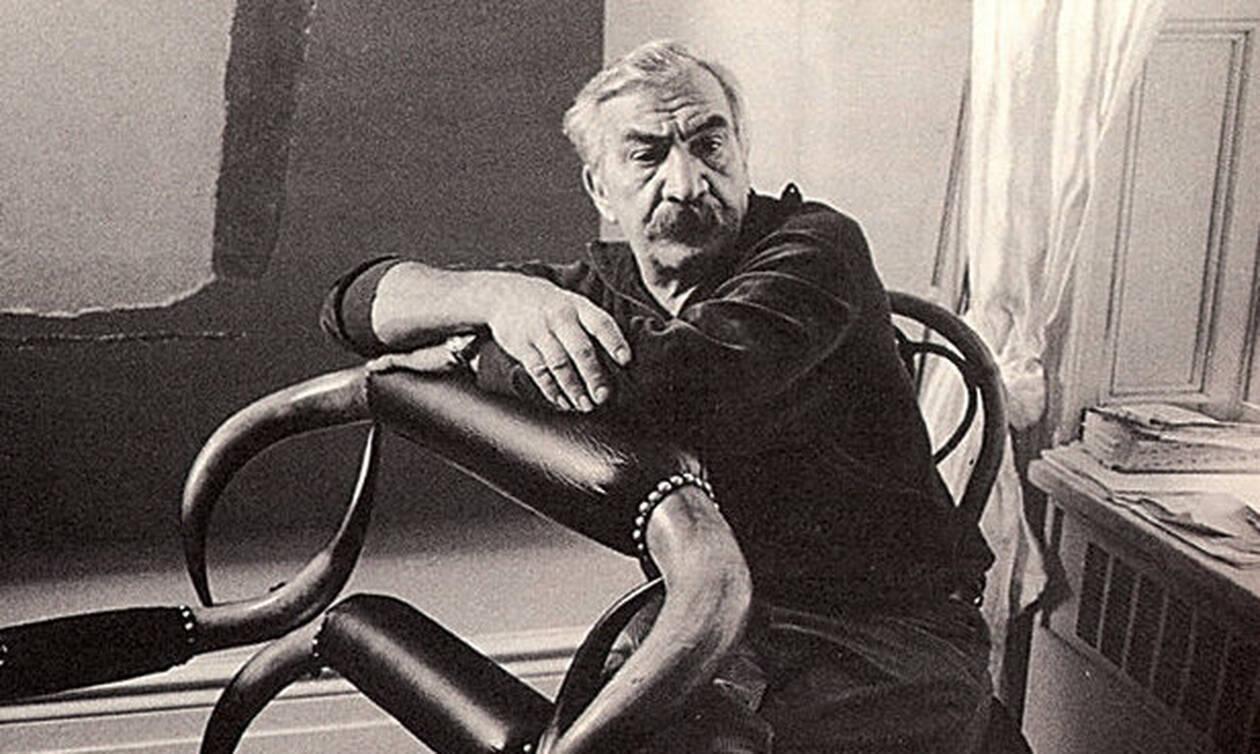 Σαν σήμερα το 1997 πεθαίνει ο Ελληνοαμερικανός ζωγράφος Θεόδωρος Στάμος
