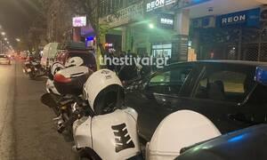 Συναγερμός στη Θεσσαλονίκη: Πυροβολισμοί στο κέντρο της πόλης (pics)
