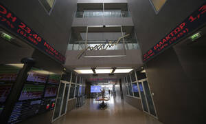 Athens Stock Exchange opening: Consolidation
