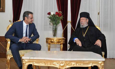 ΗΠΑ: Εξιτήριο έλαβε ο Αρχιεπίσκοπος Χρυσόστομος