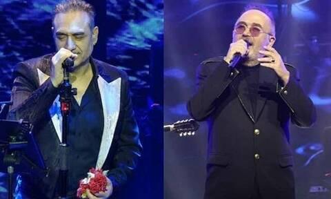 Σφακιανάκης - Γονίδης : Συνεχίζουν τις επιτυχημένες τους εμφανίσεις στον Βοτανικό