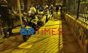 Άγρια συμπλοκή με καδρόνια και μαχαίρια στη Θεσσαλονίκη