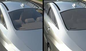 Σε λίγο και τα παράθυρα των αυτοκινήτων θα είναι «έξυπνα»