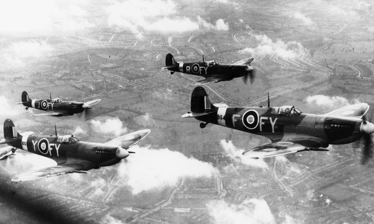 Β' ΠΠ – Η άγνωστη ιστορία του Βρετανού αεροπόρου Τζορτζ Νταν: Όταν οι ήρωες πολεμούσαν σαν Έλληνες…