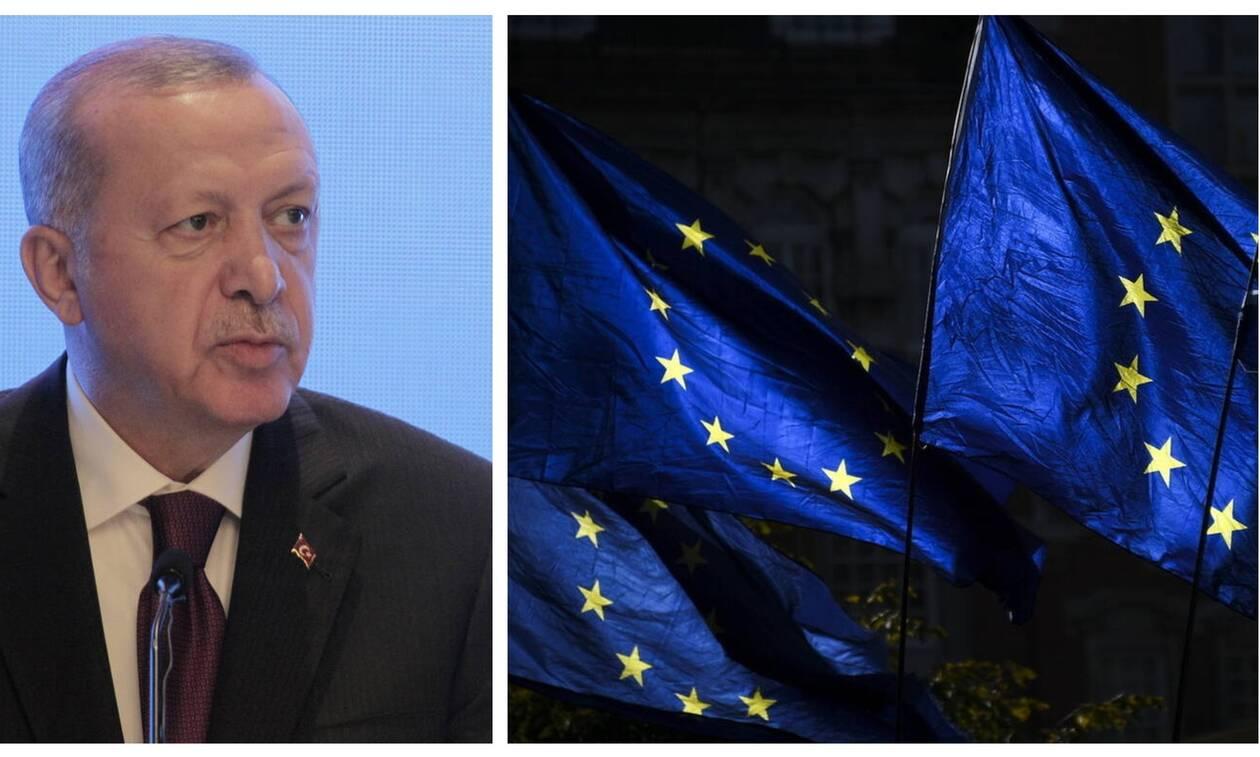 Η Ευρώπη τιμωρεί τον Ερντογάν: Θέμα ωρών οι κυρώσεις στην Τουρκία