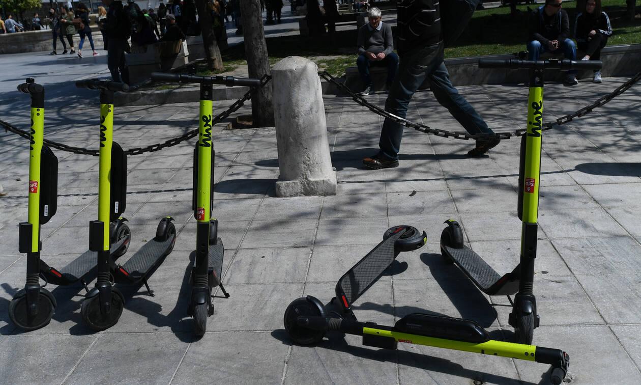 Έρχεται νομοσχέδιο για... πατίνια και skate rollers – Τι θα προβλέπει