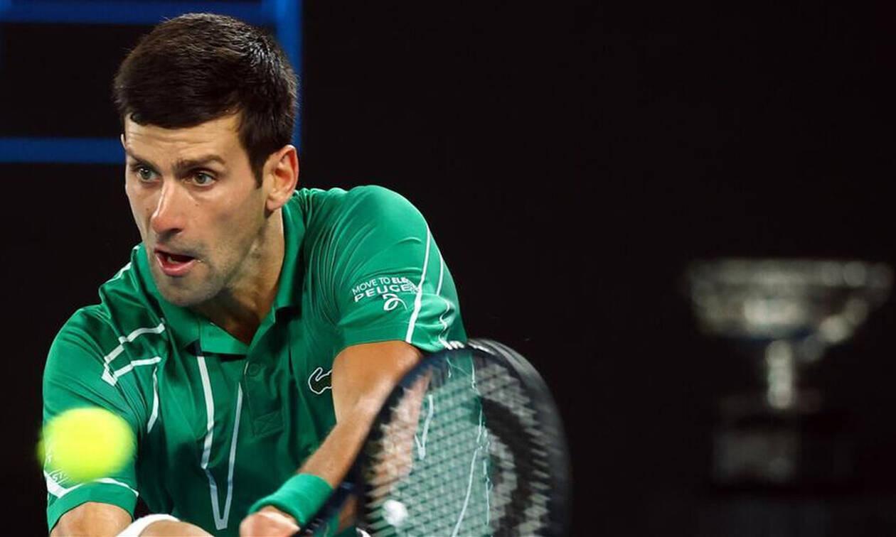 Australian Open: «Βασιλιάς» της Μελβούρνης ο Τζόκοβιτς!