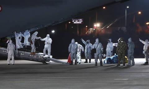Κοροναϊός: Δύο ακόμα κρούσματα στη Γερμανία-Στη Γαλλία Έλληνας που επιστρέφει με πτήση από την Κίνα