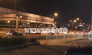 Κυκλοφοριακό «έμφραγμα» στην Αθηνών-Λαμίας - Καραμπόλα τεσσάρων οχημάτων