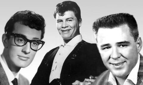 Σαν σήμερα το 1959: «Η μέρα που πέθανε η μουσική»