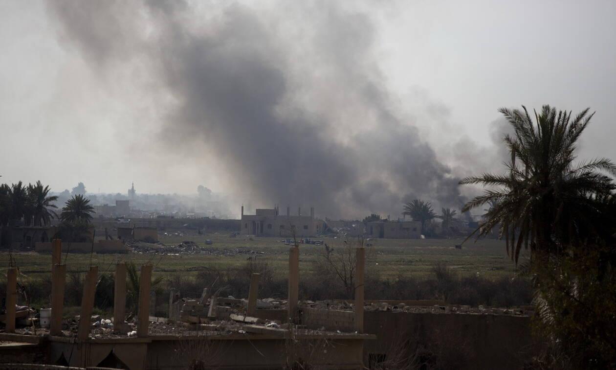 Συρία: Τουλάχιστον 14 νεκροί σε αεροπορικές επιδρομές στην Ιντλίμπ