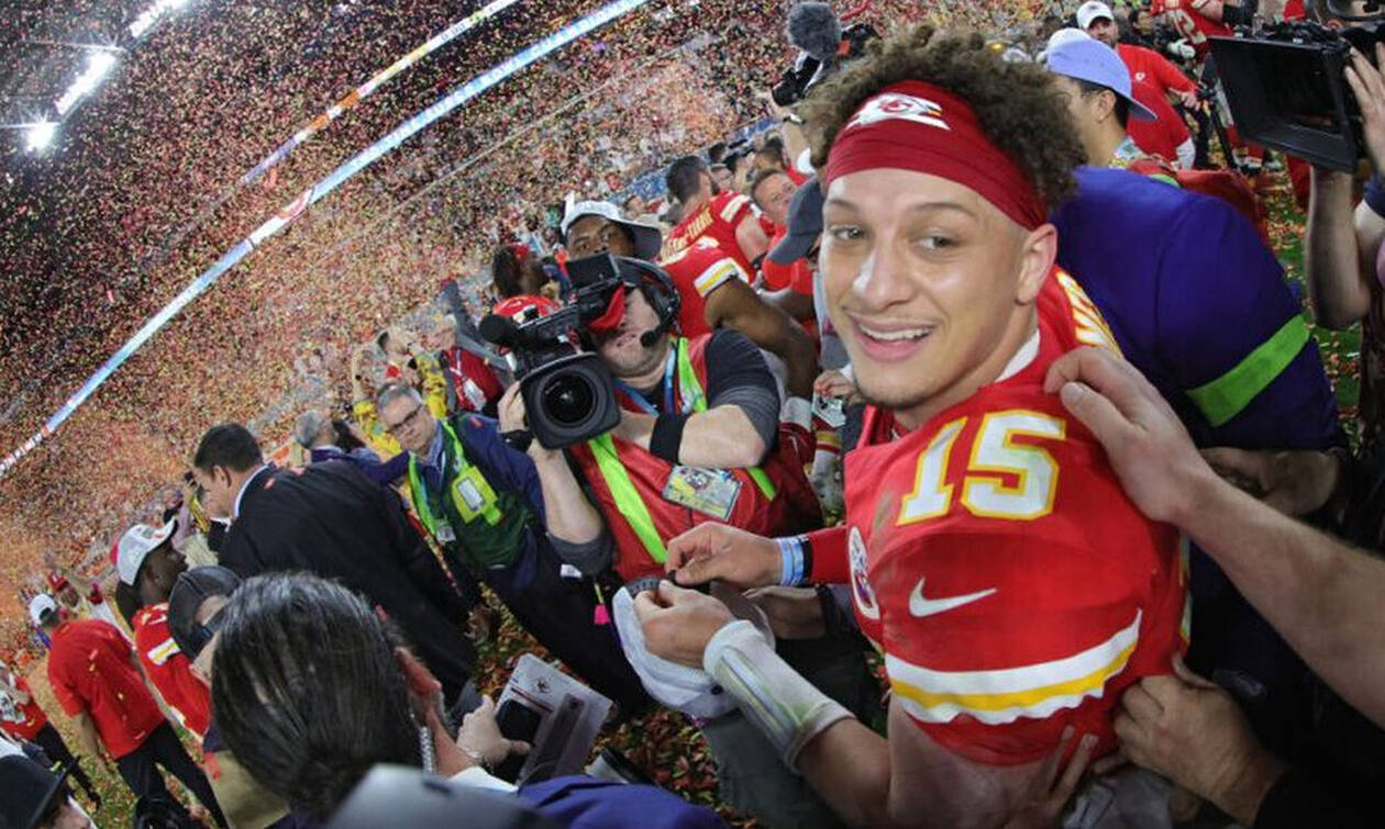 Super Bowl LIV: Το σήκωσαν οι Chiefs! (video)