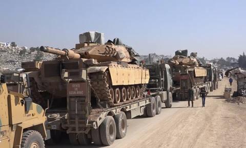 Συρία: Νέα εισβολή της Τουρκίας με 4 Τούρκους στρατιώτες νεκρούς - Οργισμένος ο Ερντογάν