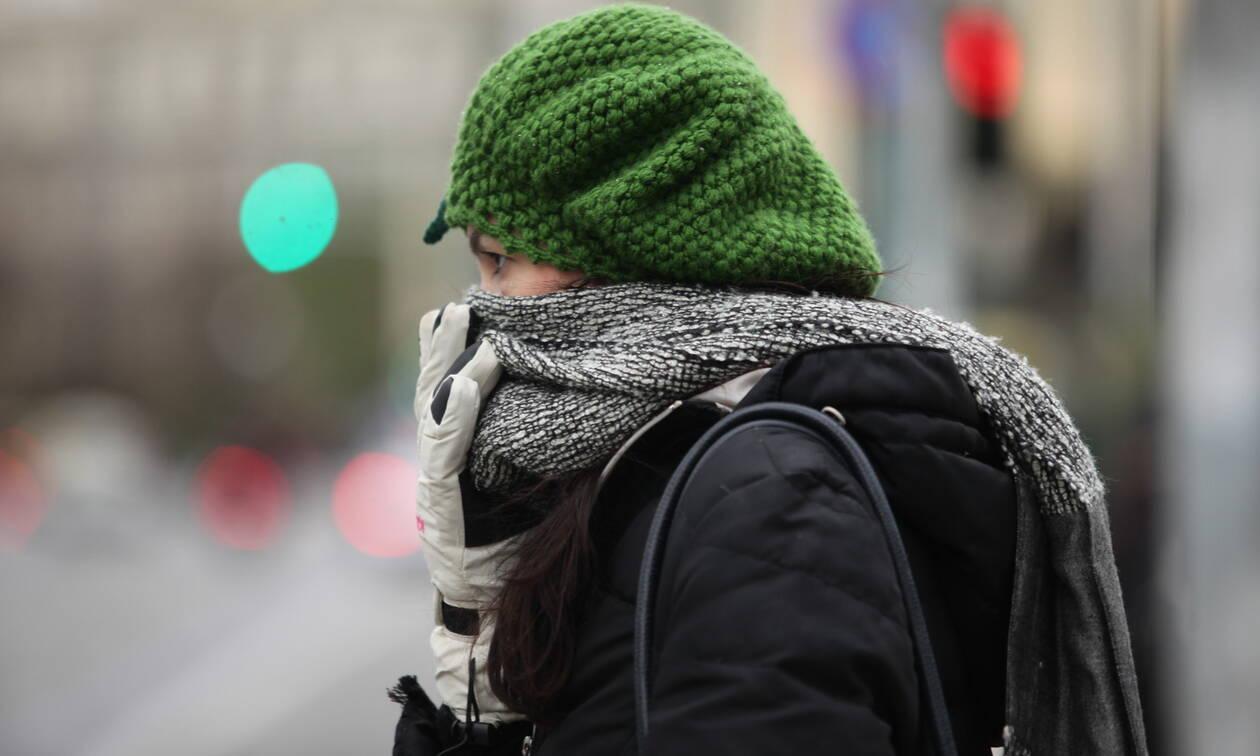 Ραγδαία επιδείνωση του καιρού: Μέχρι και 12 βαθμούς θα πέσει η θερμοκρασία στην Αθήνα
